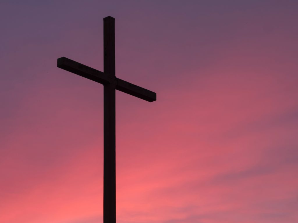 The cross of Christ was the only way for humanity to restored to relationship with God